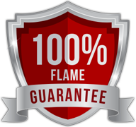 100% FLAME Guarantee