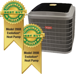 Bryant® Evolution® System Heat Pump