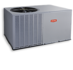Brayant® Small Package Base™ Line Heat Pump Systems