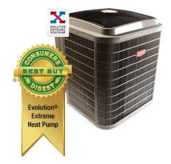 Bryant® Evolution® Extreme Heat Pump