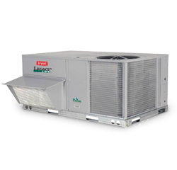Bryant® Legacy™ Rooftop Gas Heating/Electric Cooling