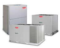 Bryant® Commercial Legacy™ Split System Heat Pumps