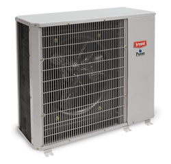 Bryant® Preferred™ Side-Discharge Horizontal Heat Pump