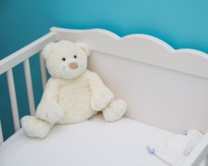 Create a baby registry for healthy indoor air quality