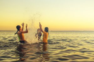 Check out these resources for finding where to splash or swim in metro Detroit
