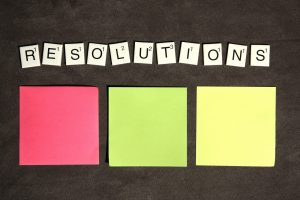 Energy efficient new year's resolutions