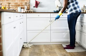 Cleaning products for better indoor air quality