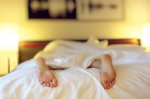 Two Unexpected Secrets to a Good Night's Sleep