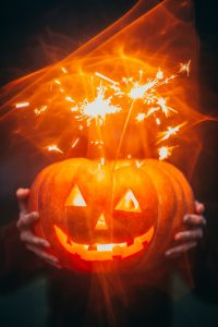 How to Save Energy and Still Have a Fun Halloween