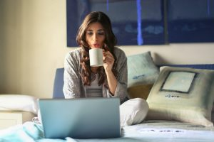 The Ideal Temperature for Productivity while Working From Home