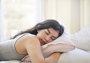 Tips for Falling Asleep on a Hot Night