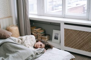 Why is too much humidity bad for sleep?